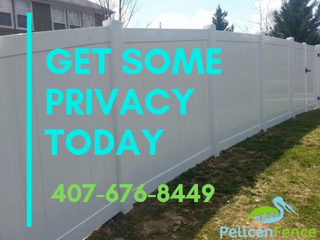 Get Some Privacy Fence