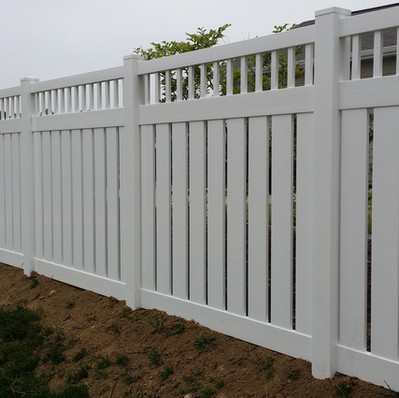 Spindle Top Semi Privacy
