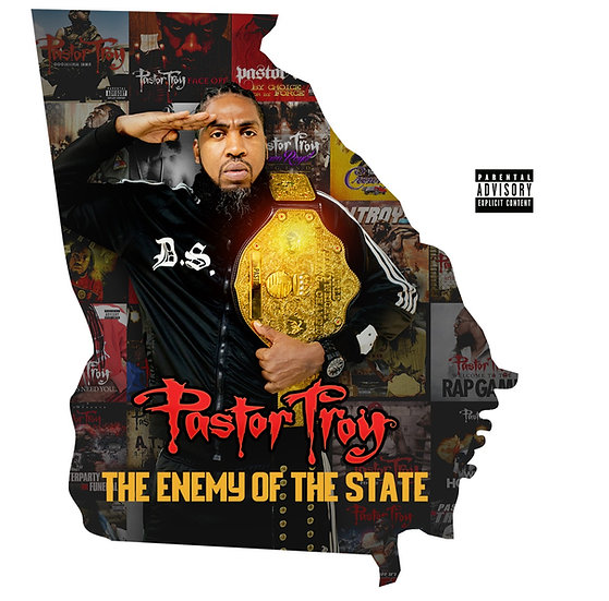 Pastor Troy Enemy Of The State