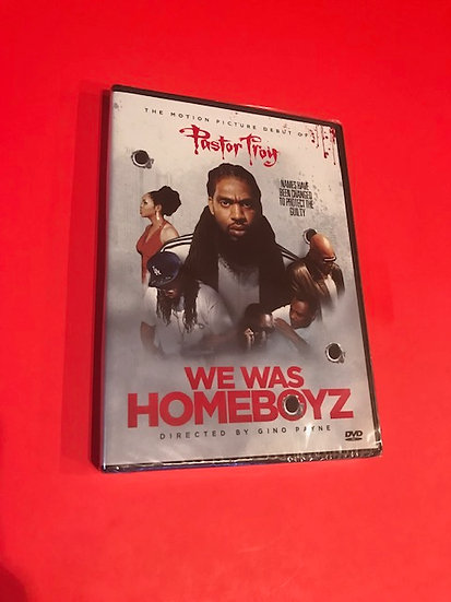 WE WAS HOMEBOYZ DVD