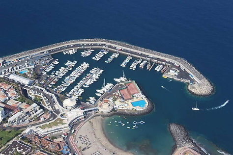 Puerto Colon Tenerife, Blue Jack Sail, Tours and Private Charters