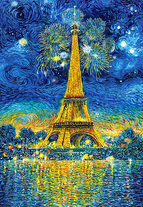 Celebración en Paris
