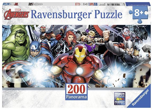 Avengers panorama