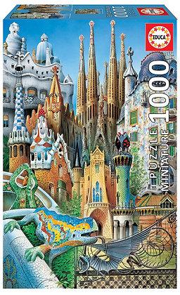 Collage Gaudí MINI