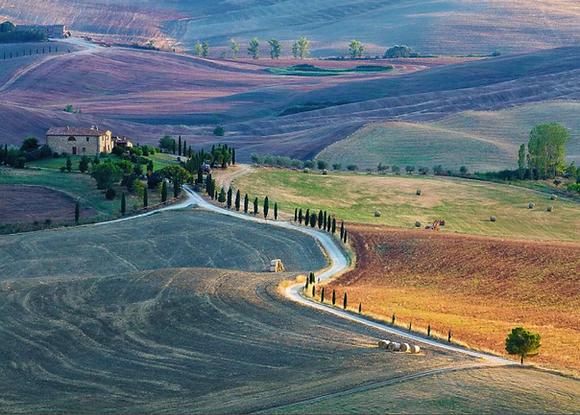 Podere terrapille pienza, Italia