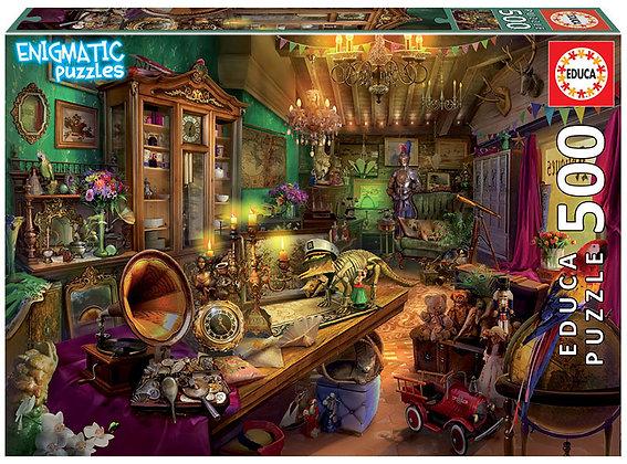 Tienda de Antigüedades