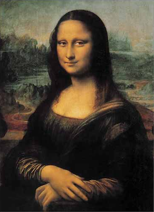Da Vinci: Gioconda