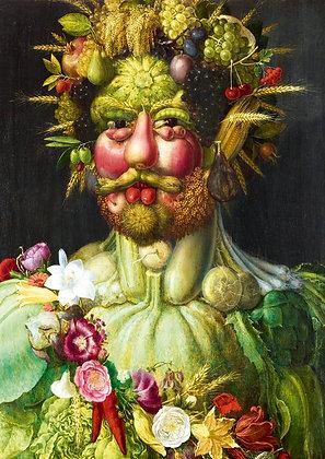Rudolf II , Arcimboldo