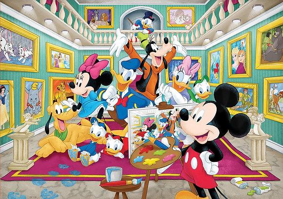 Galería de arte de Mickey