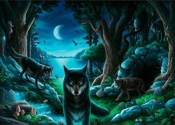 ESCAPE la manada de lobos
