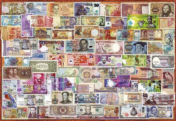Billetes del mundo
