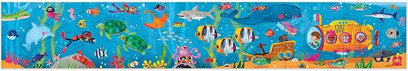 Mundo submarino (Story puzzle)