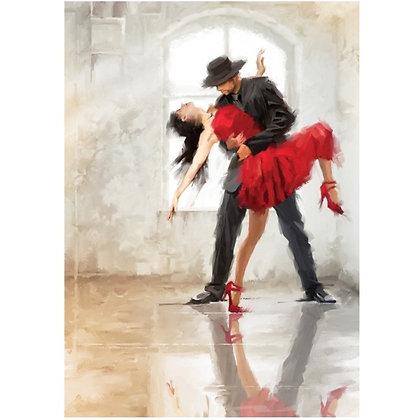 El baile de la pasión