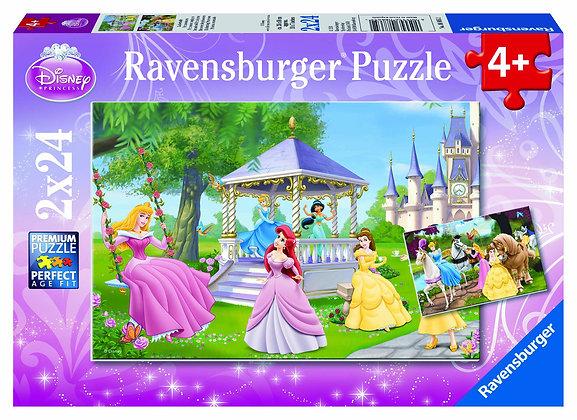 Las princesas mágicas