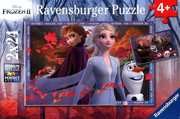 Frozen: aventuras heladas