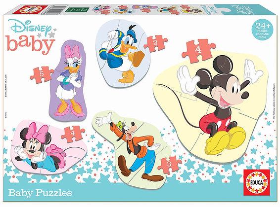 Mickey & amigos