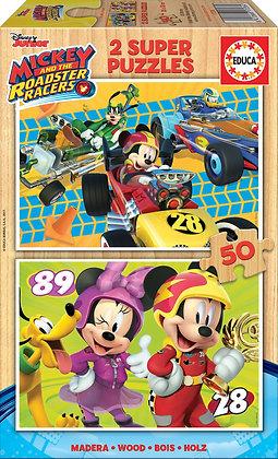 Mickey y los super pilotos