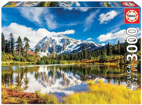Monte Shuksan, USA