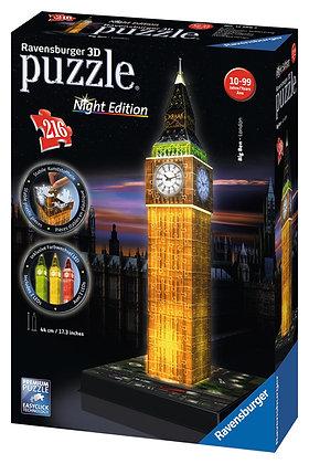 Big Ben de NOCHE, Londres