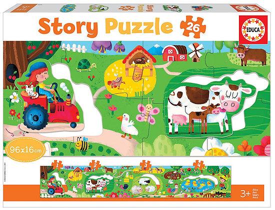 La granja (Story puzzle)