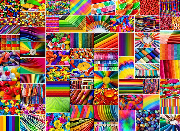 Collage colores