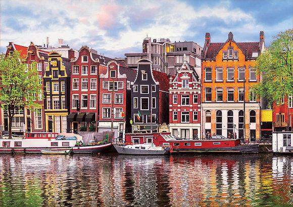 Casa danzantes, Ámsterdam