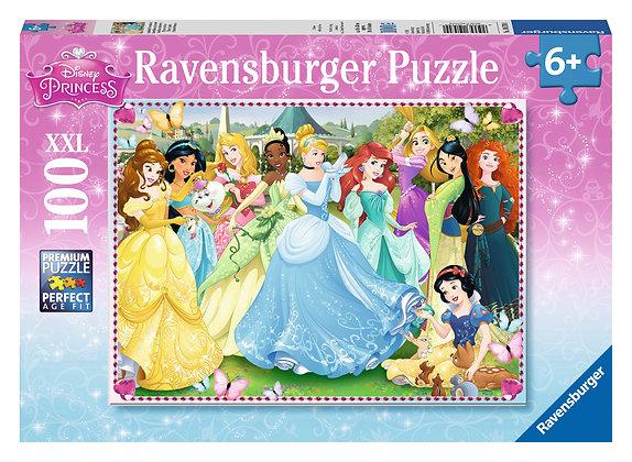 Brillantes princesas Disney