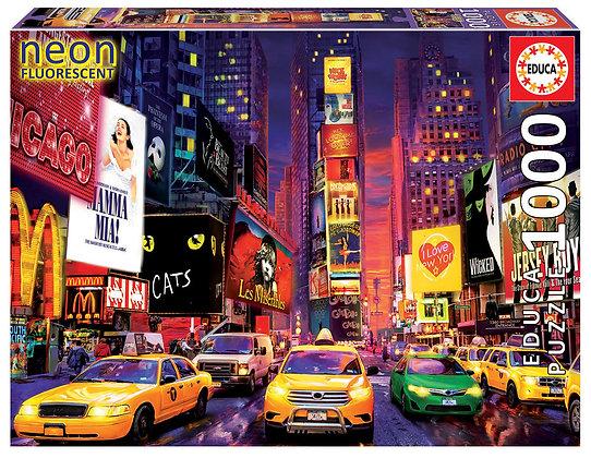 Times Square, Nueva York NEÓN