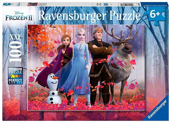 Frozen: la magia del bosque