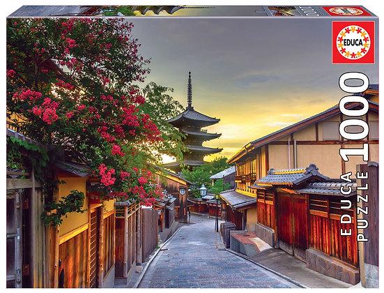 Pagoda yasaka, Japón