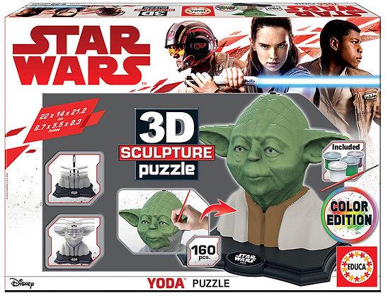 Yoda 3D