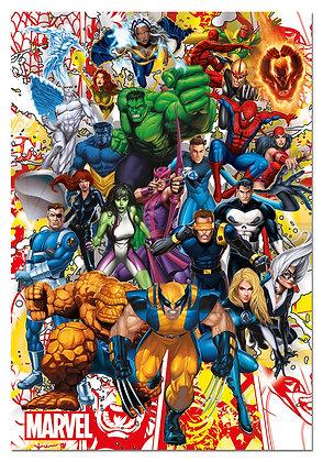 Héroes MARVEL