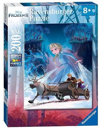Frozen: el bosque misterioso
