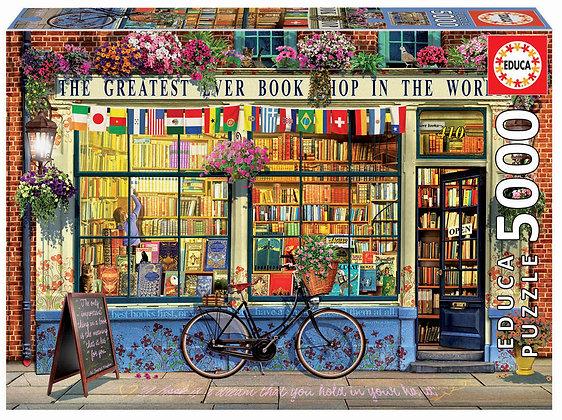 Mejor librería del mundo