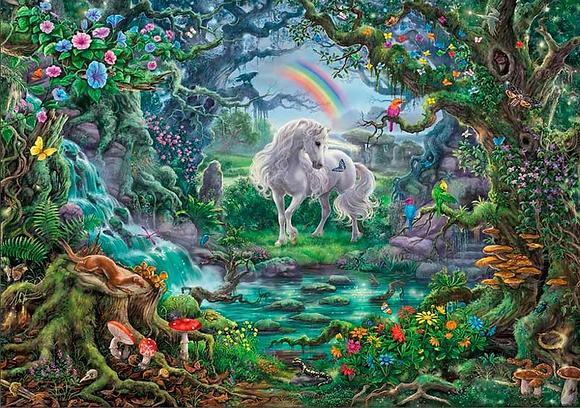 ESCAPE unicornio