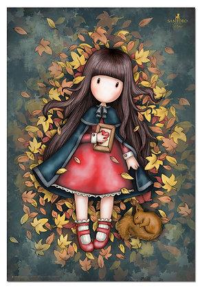 Autumn leaves GORJUSS