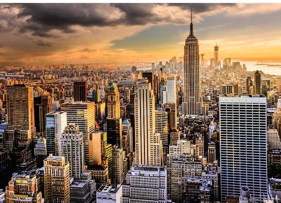 Majestuosa Nueva York