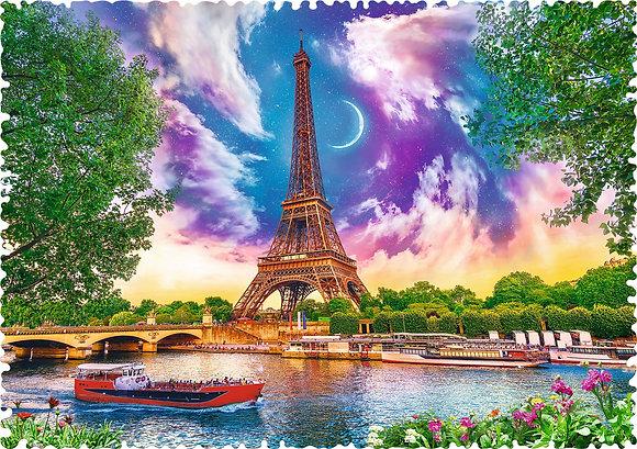 Cielo sobre Paris - CRAZY SHAPES