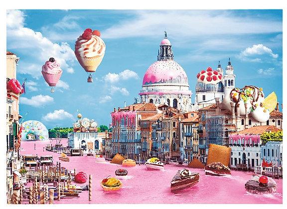 Dulces en Venecia
