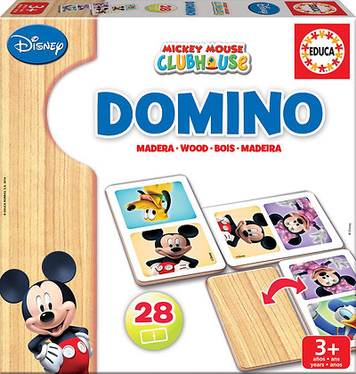 Dominó Mickey Mouse