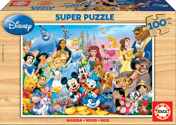 Maravilloso mundo Disney