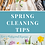 Thumbnail: Spring Cleaning E-Book