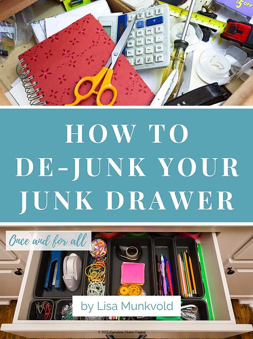 Junk Drawer E-Book