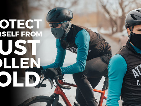A New Era of SPORTS MASKS For Cycling - NAROO Review