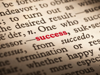 The concept of 'Success'
