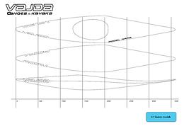 Vajda K1 design template