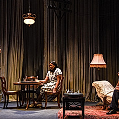 The Glass Menagerie - Amanda, Laura and Tom