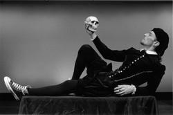 The Complete Works of Shakespeare (Abridged) Christopher Scott - St. Michael's Playhouse, VT..JPG