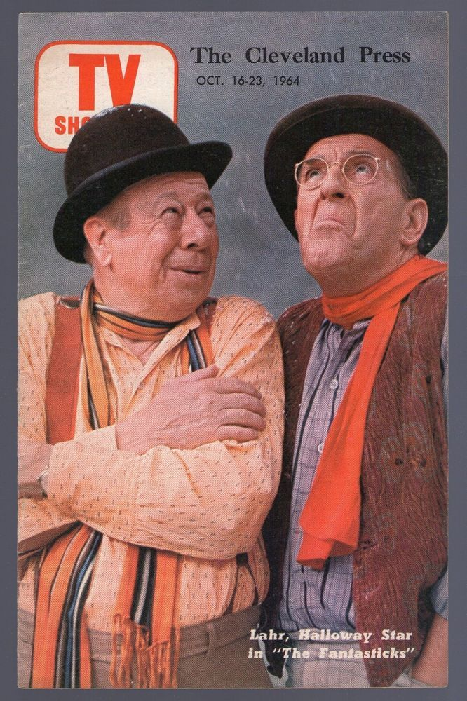 Burt Lahr & Stanley Holloway The Fantasticks