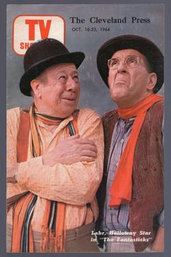 Burt Lahr & Stanley Holloway The Fantasticks